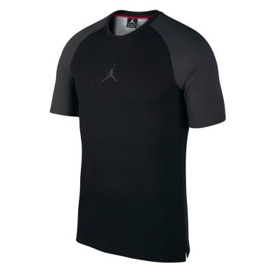 Nike 23 ALPHA DRY SS TOP PRINT (AO8861-010)