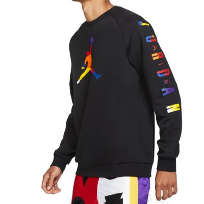 Nike Jordan DNA Fleece Crew (AV0044-010)