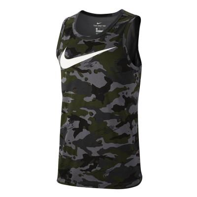 Nike M NK DRY TANK DFC SWOOSH CAMO (BQ1844-021)