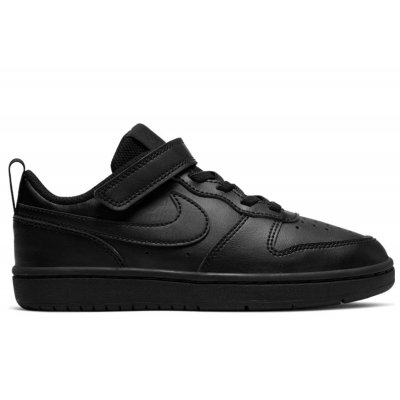 Nike COURT BOROUGH LOW 2 (PSV) (BQ5451-001)