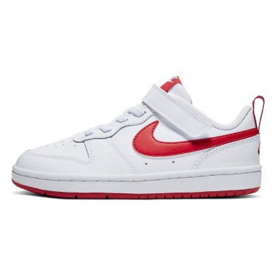 Nike COURT BOROUGH LOW 2 (PSV) (BQ5451-103)