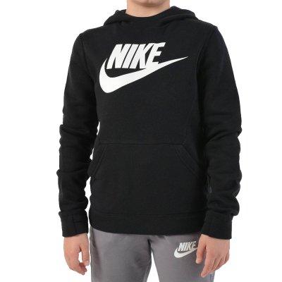 Nike B NSW PO HOODIE CLUB FLC HBR (BV0783-010)