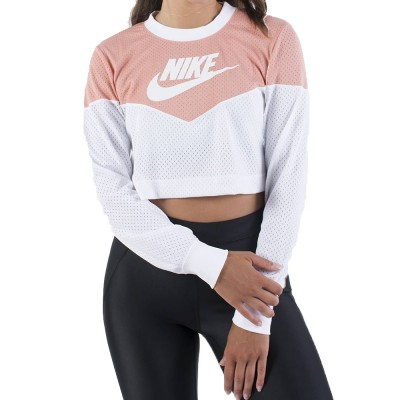 Nike W NSW HRTG CREW MESH (BV4952-606)