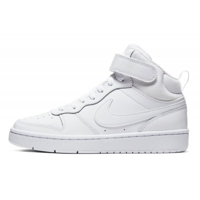 Nike COURT BOROUGH MID 2 (GS) (CD7782-100)