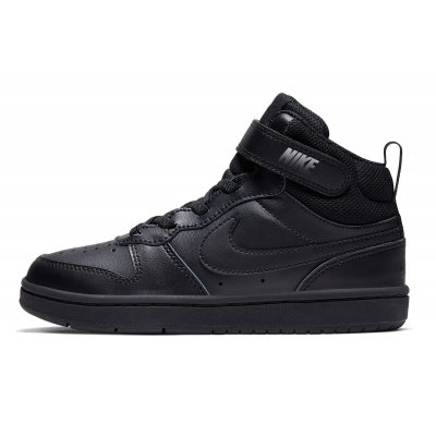 Nike COURT BOROUGH MID 2 (PSV) (CD7783-001)