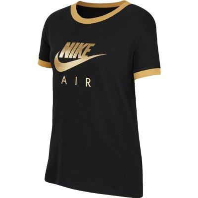 Nike G NSW TEE NIKE AIR LOGO RINGER (CI8325-010)