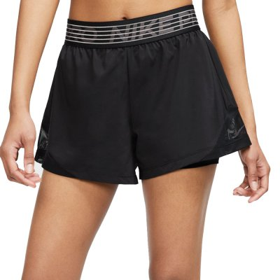 Nike Women's 2-in-1 Woven Shorts (CJ2164-011)