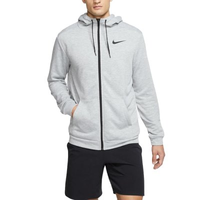 Nike Dri-FIT Men's Full-Zip Training Hoodie (CJ4317-063)