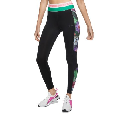 Nike Icon Clash Women's 7/8 Training Tights (CU5032-010)