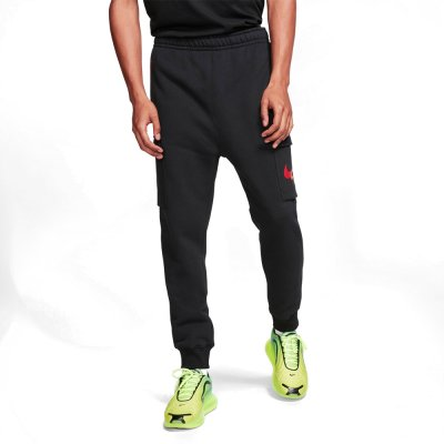 Nike Sportswear Men's Printed Swoosh Cargo Trousers (CW0352-010)