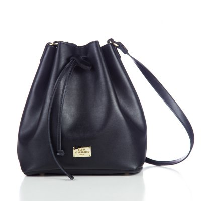 Elena Athanasiou Pouch Bag Soft (EA-005 Black)