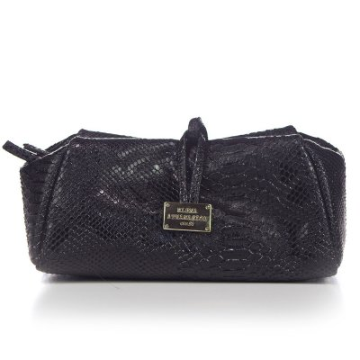 Elena Athanasioy Lunch Bag Large (EA-009 Croco Black)