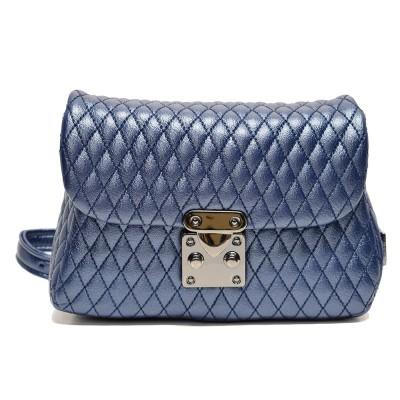 Elena Athanasiou Cily Lady Belt Bag (EA-040 Metallic Blue)