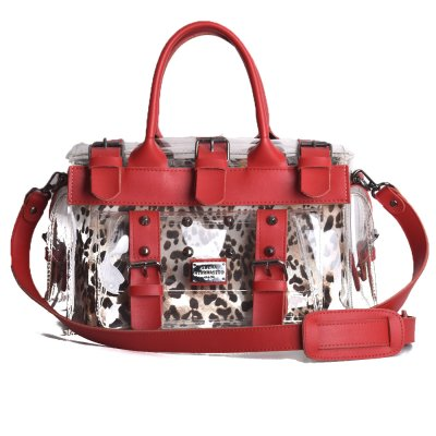 Elena Athanasiou Wild Hearts Transparent Bucket Limited (EA-054 Red)