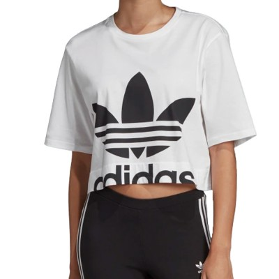 Adidas CUT-OUT TEE (ED4774)