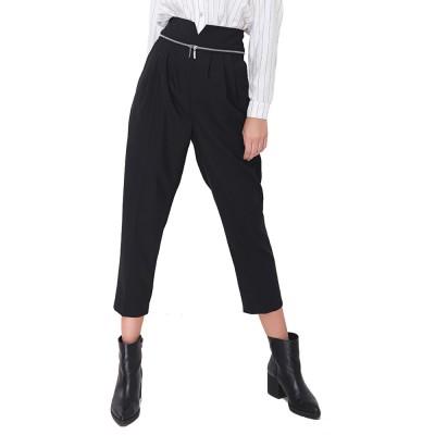 4Tailors The '' Impress'' Pants (FW18-096 BLACK)