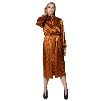 4Tailors The Glinda Dress (FW19-066 BROW)