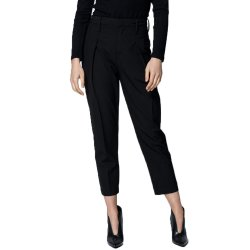 4Tailors The Powerful Pants (FW19-105 BLACK)
