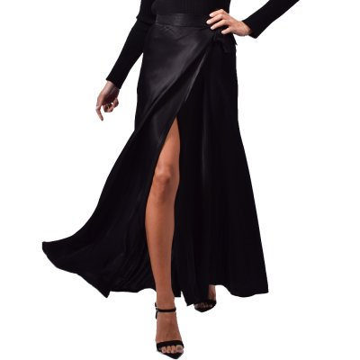 4Tailors The Shadows Skirt (FW20-040 BLACK)