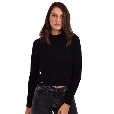 Combos Knitwear Ζιβάγκο (FW20-15 BLACK)