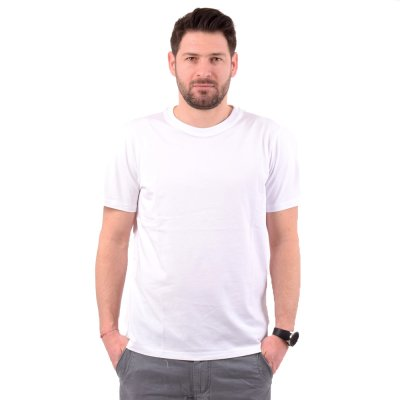 Superdry THE STANDARD LABEL TEE ΜΠΛΟΥΖΑ ΑΝΔΡΙΚΗ (M1010039A 04C)