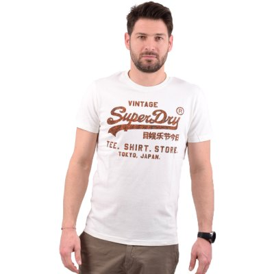 Superdry VL SHIRT SHOP BONDED TEE ΜΠΛΟΥΖΑ ΑΝΔΡΙΚΗ (M1010100A 7SO)