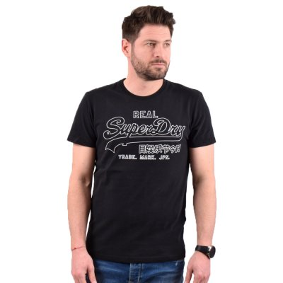 Superdry VL OUTLINE POP TEE ΜΠΛΟΥΖΑ ΑΝΔΡΙΚΟ (M1010133A 02A)