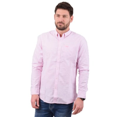 Superdry CLASSIC UNIVERSITY OXFORD L/S SHIRT ΠΟΥΚΑΜΙΣΟ ΑΝΔΡΙΚΟ (M4010013A YWI)