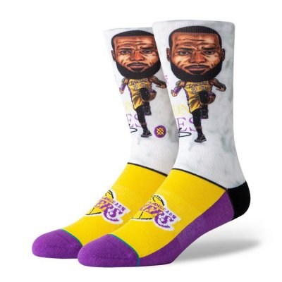 STANCE LEBRON BIG HEAD (M548A19LEB)