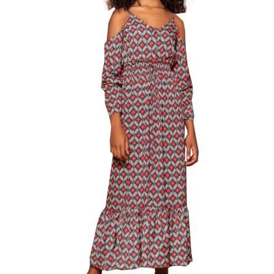 Mallory the Label KENYA MAXI DRESS (MAL-KENYA PRINT)
