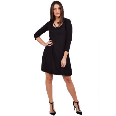 Silvian Heach DRESS CARNIRANA (PGP18538VE BLACK)