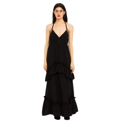 Silvian Heach DRESS ASTORGA (RNP18149VE BLACK)