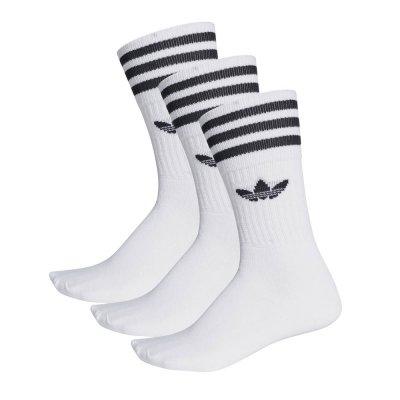 Adidas SOLID CREW SOCK (S21489)
