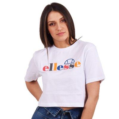 Ellesse RALIA CROP T-SHIRT ΜΠΛΟΥΖΑ ΓΥΝΑΙΚΕΙA (SGE07371 WHITE)
