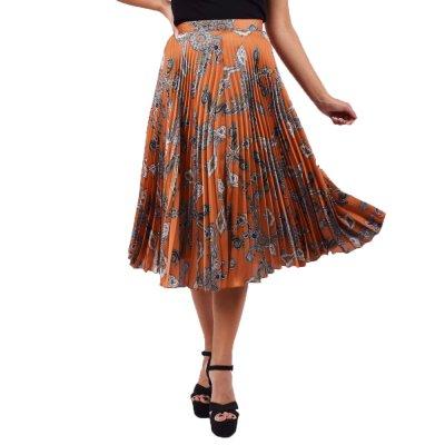 4Tailors The Paisley Skirt (SS20-122 ALLOV)