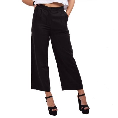 4Tailors The Chic Pants (SS20-171 BLACK)