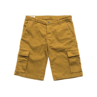 Franklin and Marshall TEXTILE SHORTS UNI UNI SHORT (STMF200XNS18 2142)