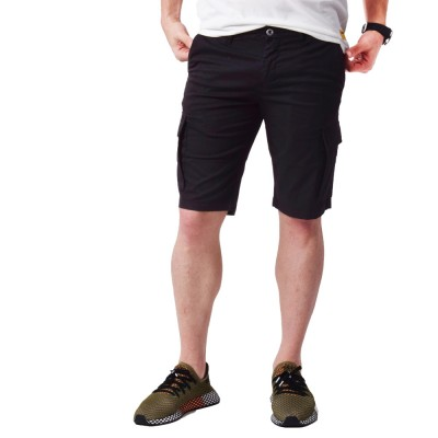 Franklin and Marshall TEXTILE SHORTS POPELINE SHORT (STMF477ANS19 0021)