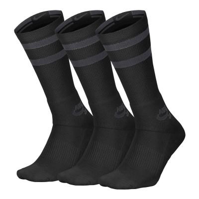 Nike SB Crew Skateboarding Socks 3 Pairs (SX5760-010)