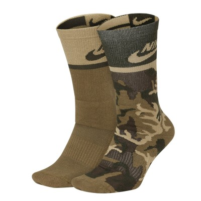 Nike SB Energy Crew Skateboarding Socks 2 Pair (SX6848-902)