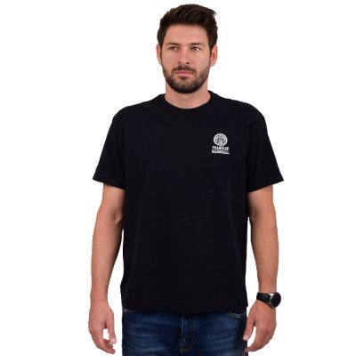 Franklin and Marshall TSHIRT JERSEY ROUND NECK SHORT (TSMF332ANW19 0021)