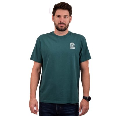 Franklin and Marshall TSHIRT JERSEY ROUND NECK SHORT (TSMF332ANW19 2408)