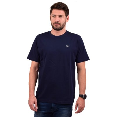 Franklin and Marshall TSHIRT JERSEY ROUND NECK SHORT (TSMF343ANW19 0167)