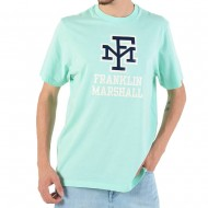 Franklin and Marshall TSHIRT JERSEY ROUND NECK SHORT (TSMF345ANS19 2367)