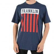 Franklin and Marshall TSHIRT JERSEY ROUND NECK SHORT (TSMF364ANS19 0167)