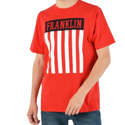 Franklin and Marshall TSHIRT JERSEY ROUND NECK SHORT (TSMF364ANS19 2241)
