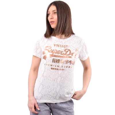 Superdry PG SNAKE BURNOUT ENTRY TEE ΜΠΛΟΥΖΑ ΓΥΝΑΙΚΕΙΑ (W1010090A 39E)