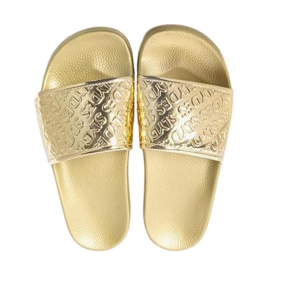 SLYDES Chance Women's Slider Sandals (YW-CHANCE GOLD)