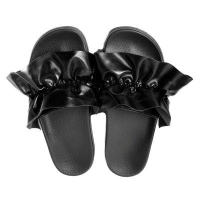 SLYDES Vertigo Women's Slider Sandals (YW-VERTIGO BLACK)